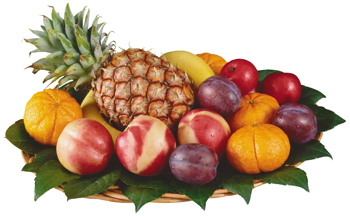 Clipart fruit fruit plate. Mixed fruits in bowl