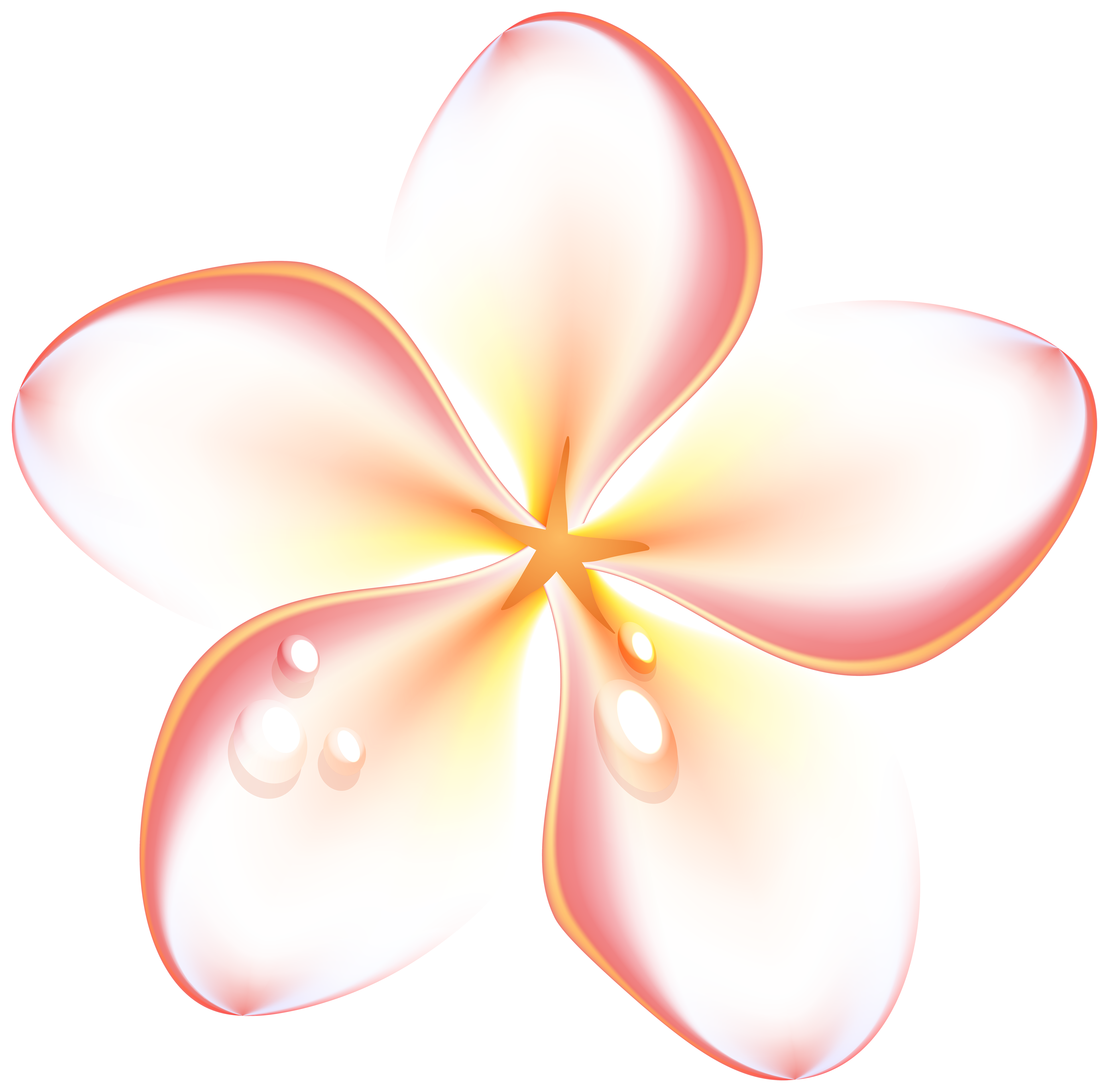 Exotic transparent png clip. Clipart flowers summer