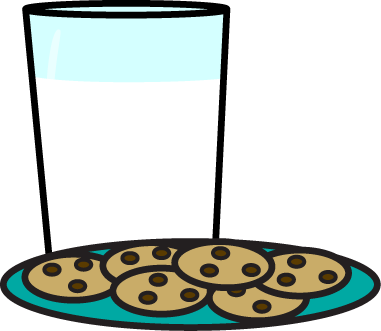 And cookies clip art. Cookie clipart glass milk