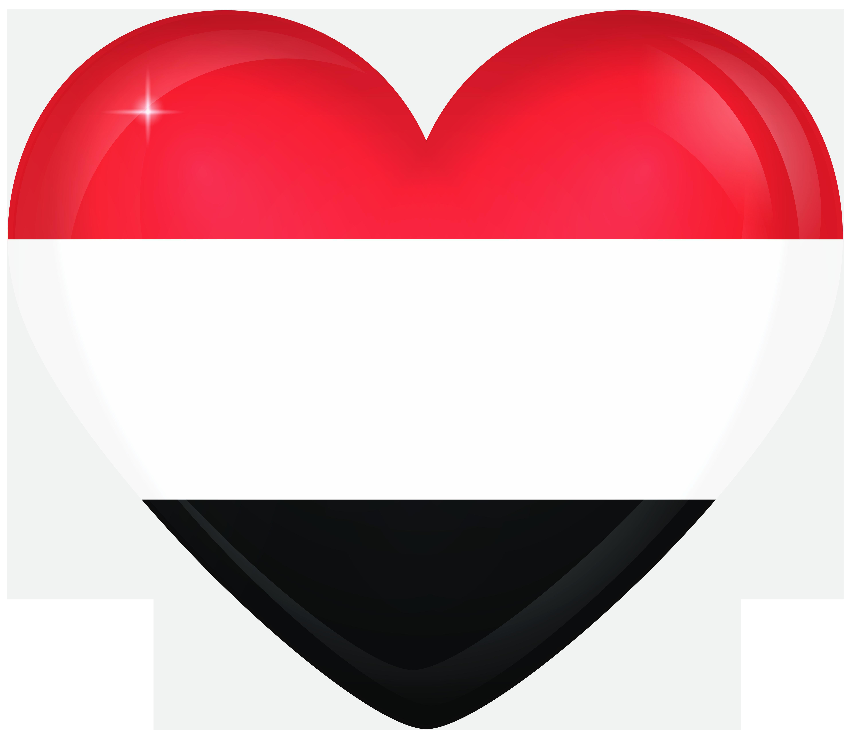 Clipart cookies heart. Yemen large flag gallery