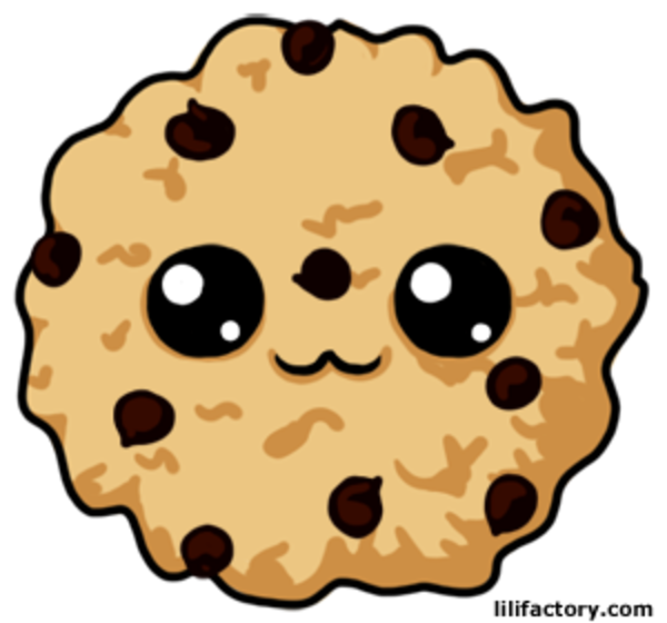 Cookie clipart plate cookie. Cute by shrikan on