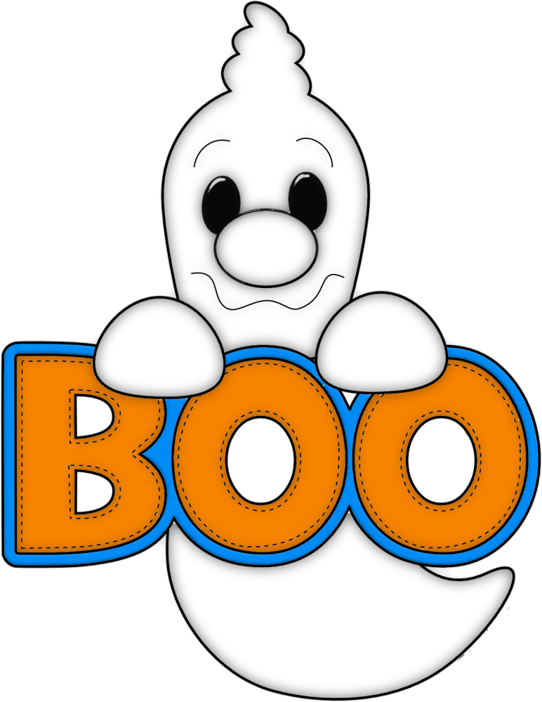 Boogeist png halloween paper. Fight clipart punched
