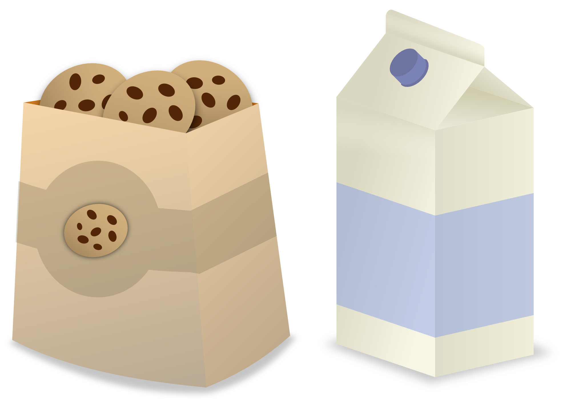 clipart milk svg