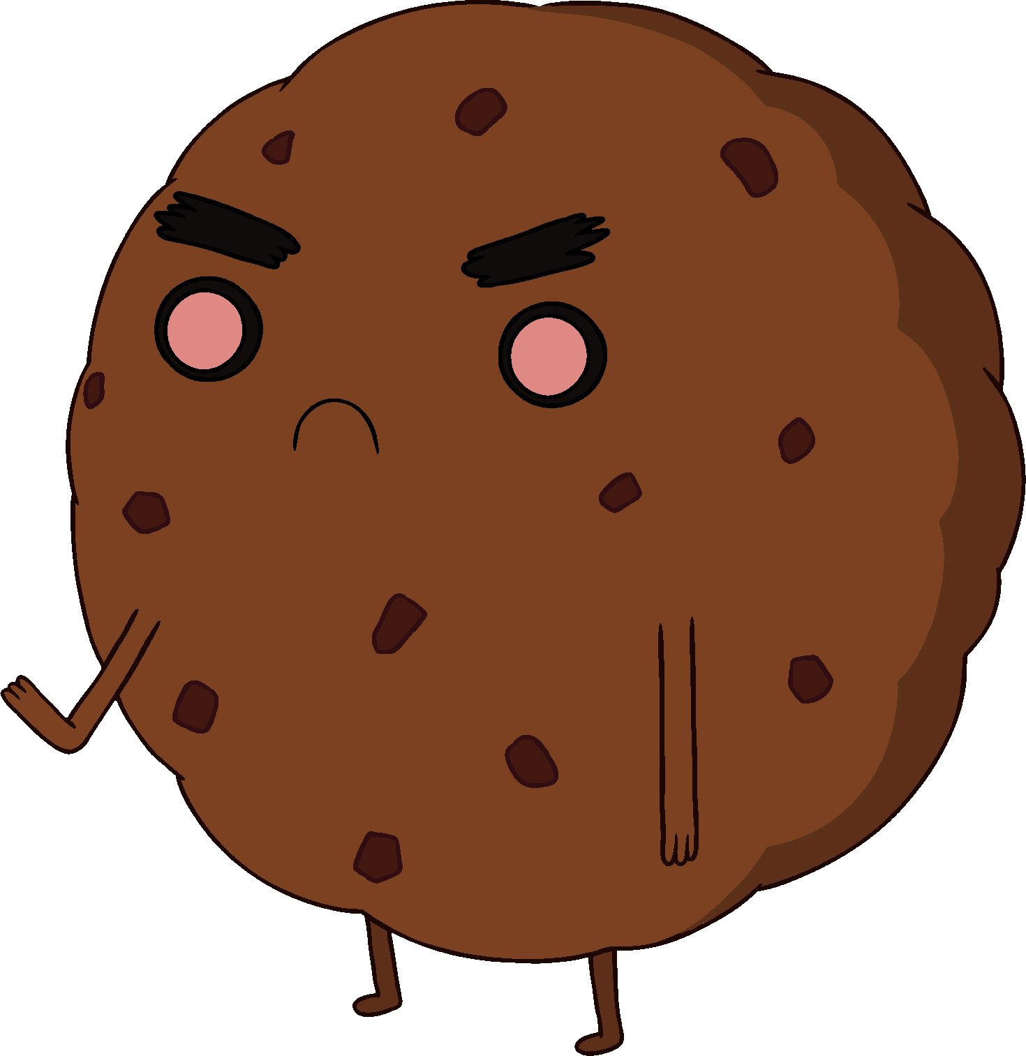 Cookie giant cookie