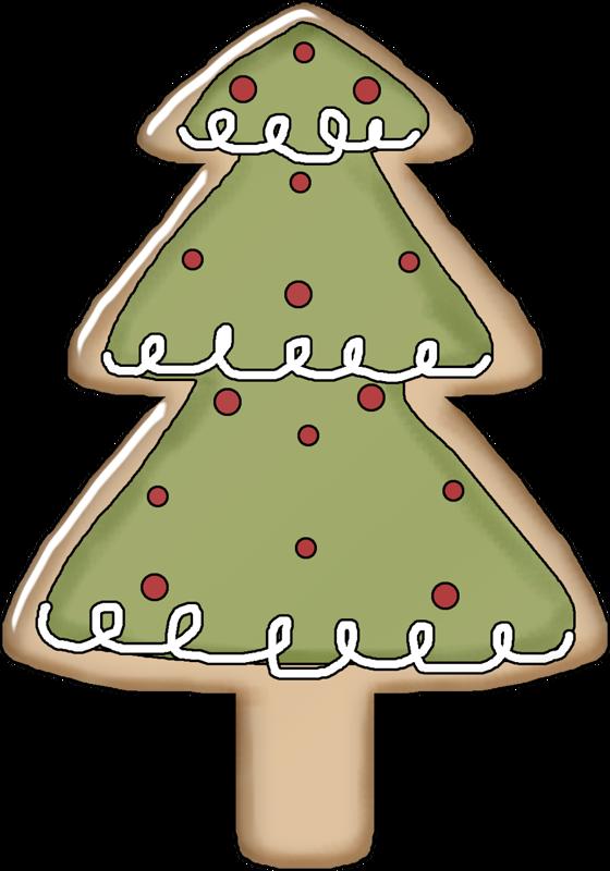 cookies clipart winter