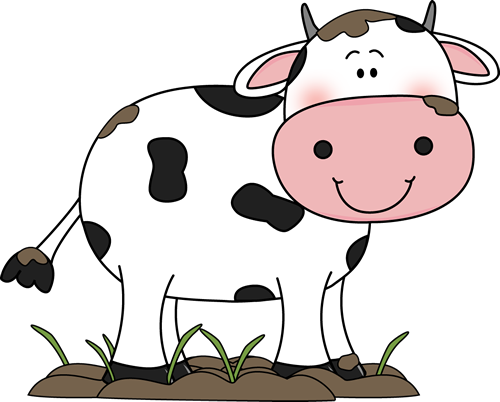 Animals clipart cow. Clip art images in