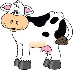 Beef panda free images. Cow clipart