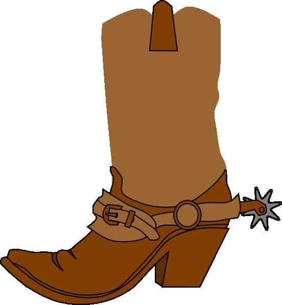 Clipart cow boy. Cowboy boot clip art