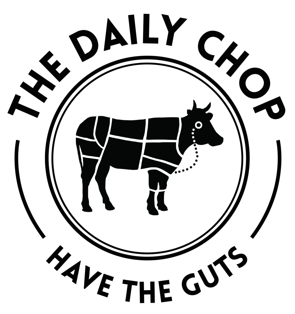 Cow clipart branding. Daily chop karina dukalska