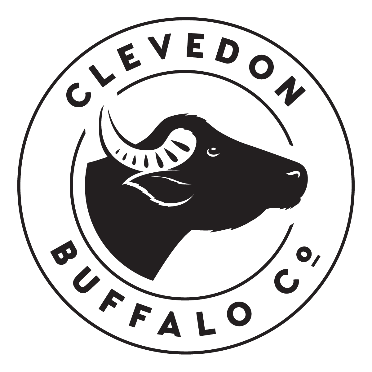 Pioneer clipart cow. Clevedon buffalo