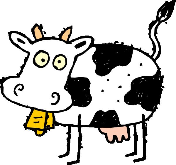Cartoon cow clip art. Cows clipart home