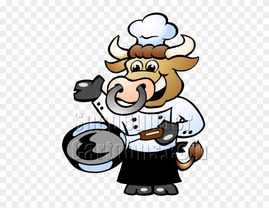 Cow clipart chef. Png download pinclipart