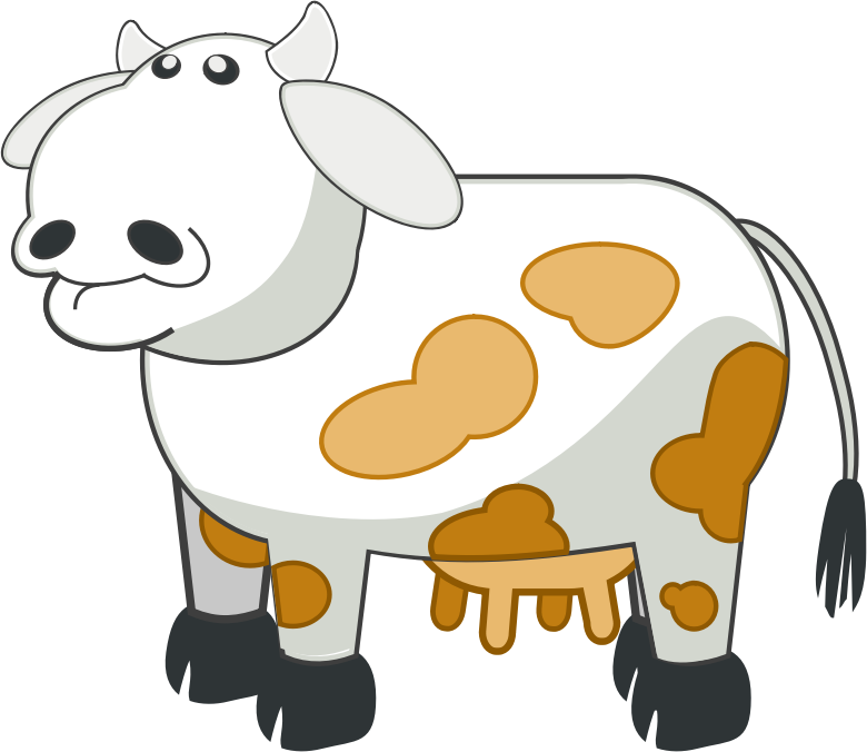 Download clip art free. Feet clipart cow