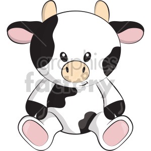 Royalty free images graphics. Cow clipart logo