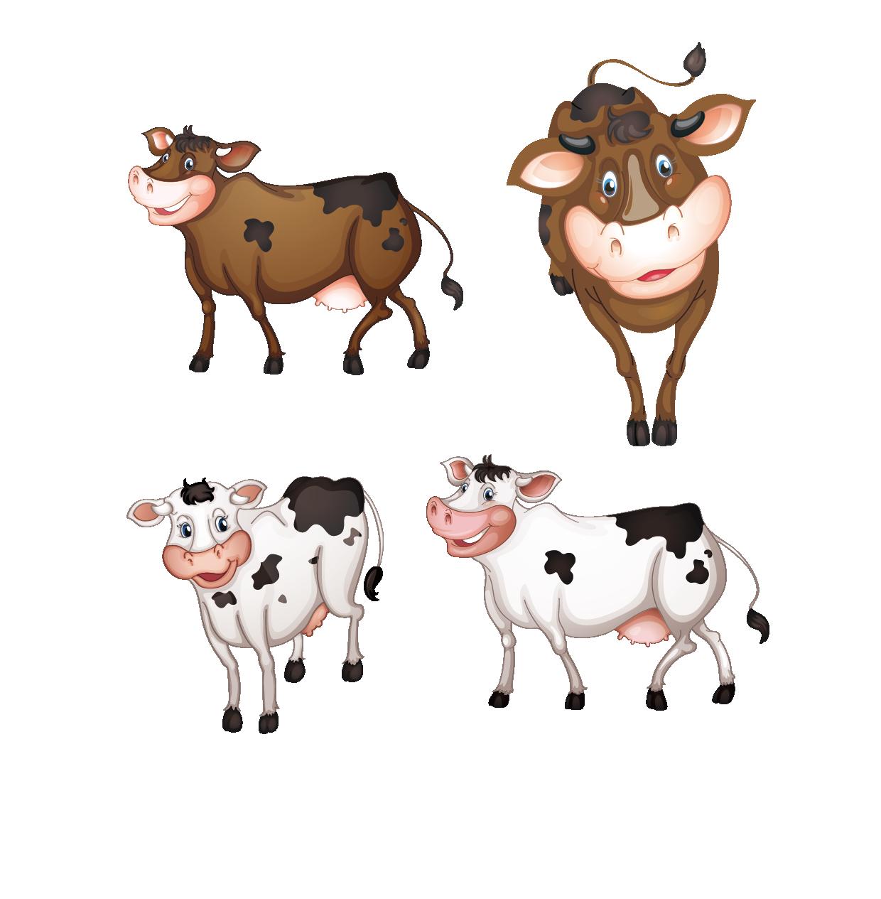 Clipart cow cow's milk. Cattle sheep calf white