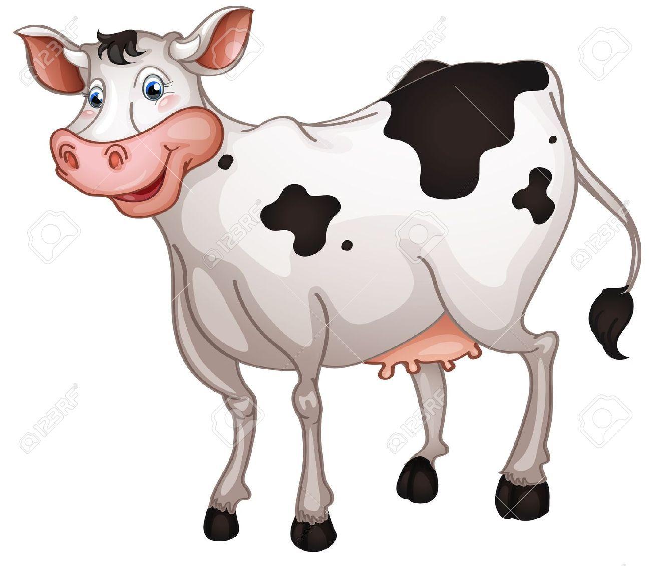 Cow clip art . Cows clipart vaca
