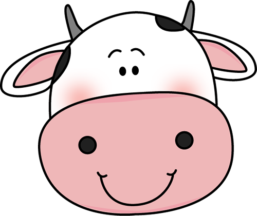Cow clipart face. Free cliparts download clip