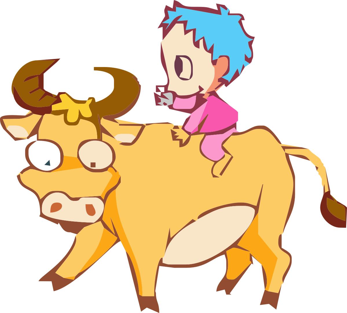 Cattle bull clip art. Clipart cow foot