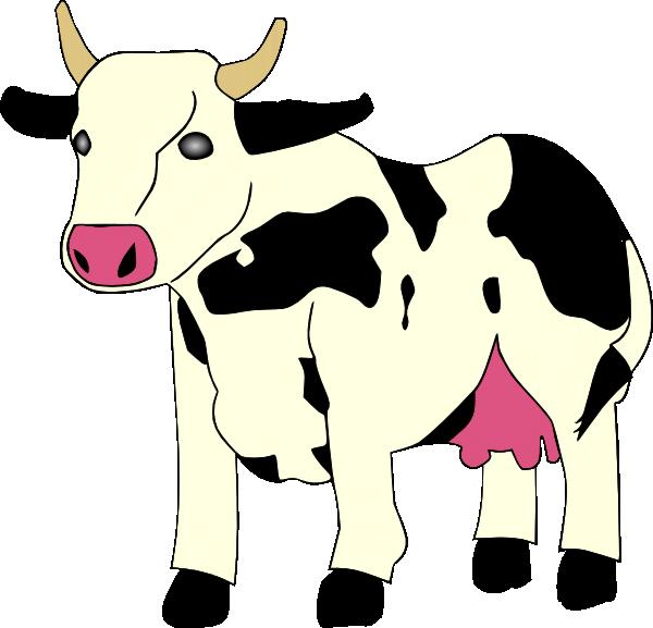 Cows clipart home. Cow clip art at