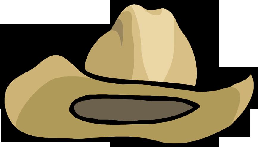 Gun clipart cowboy. Hat clipartix