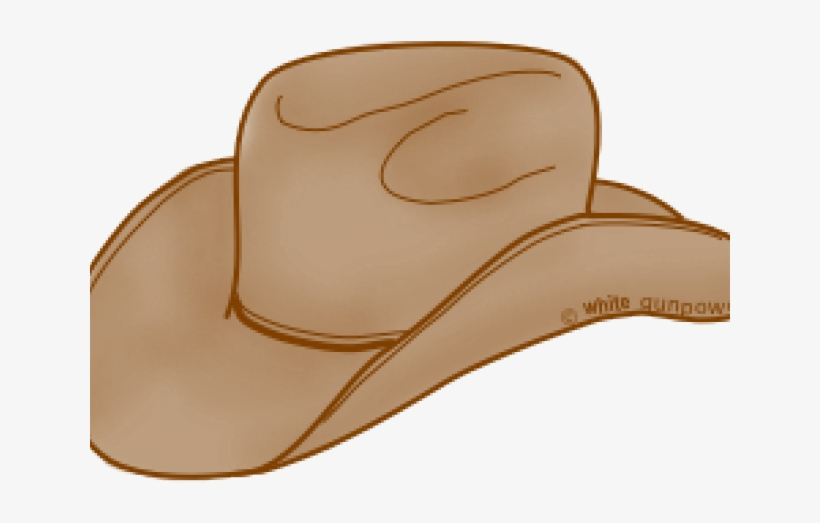 Cowboy no background all. Clipart cow hat