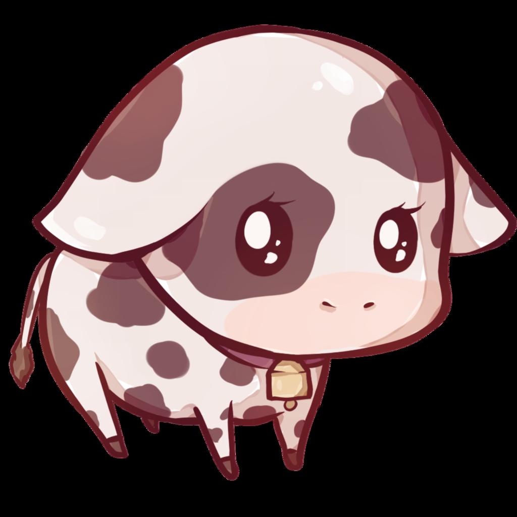 Imagen relacionada pinterest art. Clipart cow kawaii