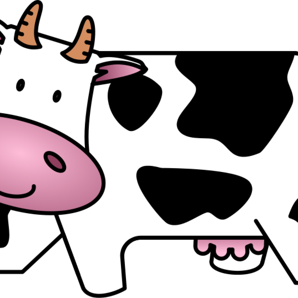 Clipart cow mouth. Free hand hatenylo com