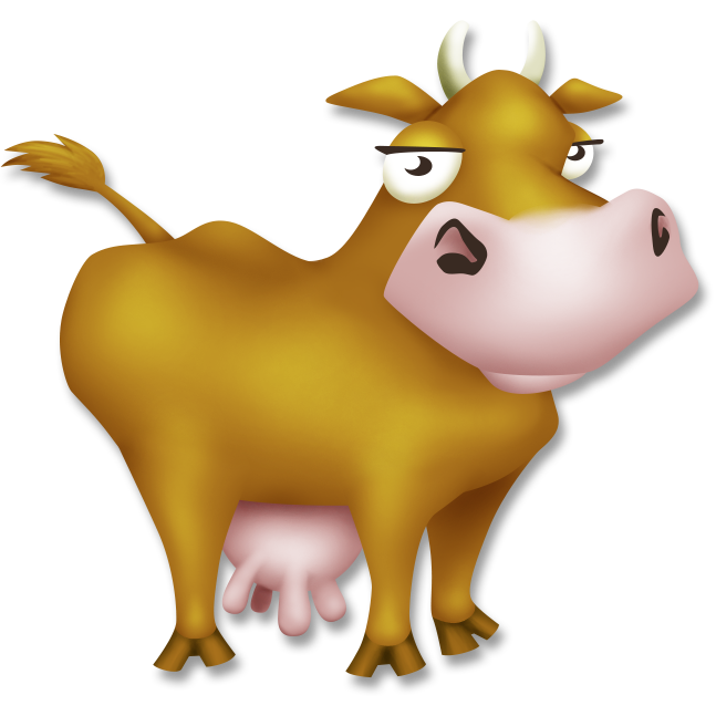 Cow clipart prize. Hay day wiki fandom
