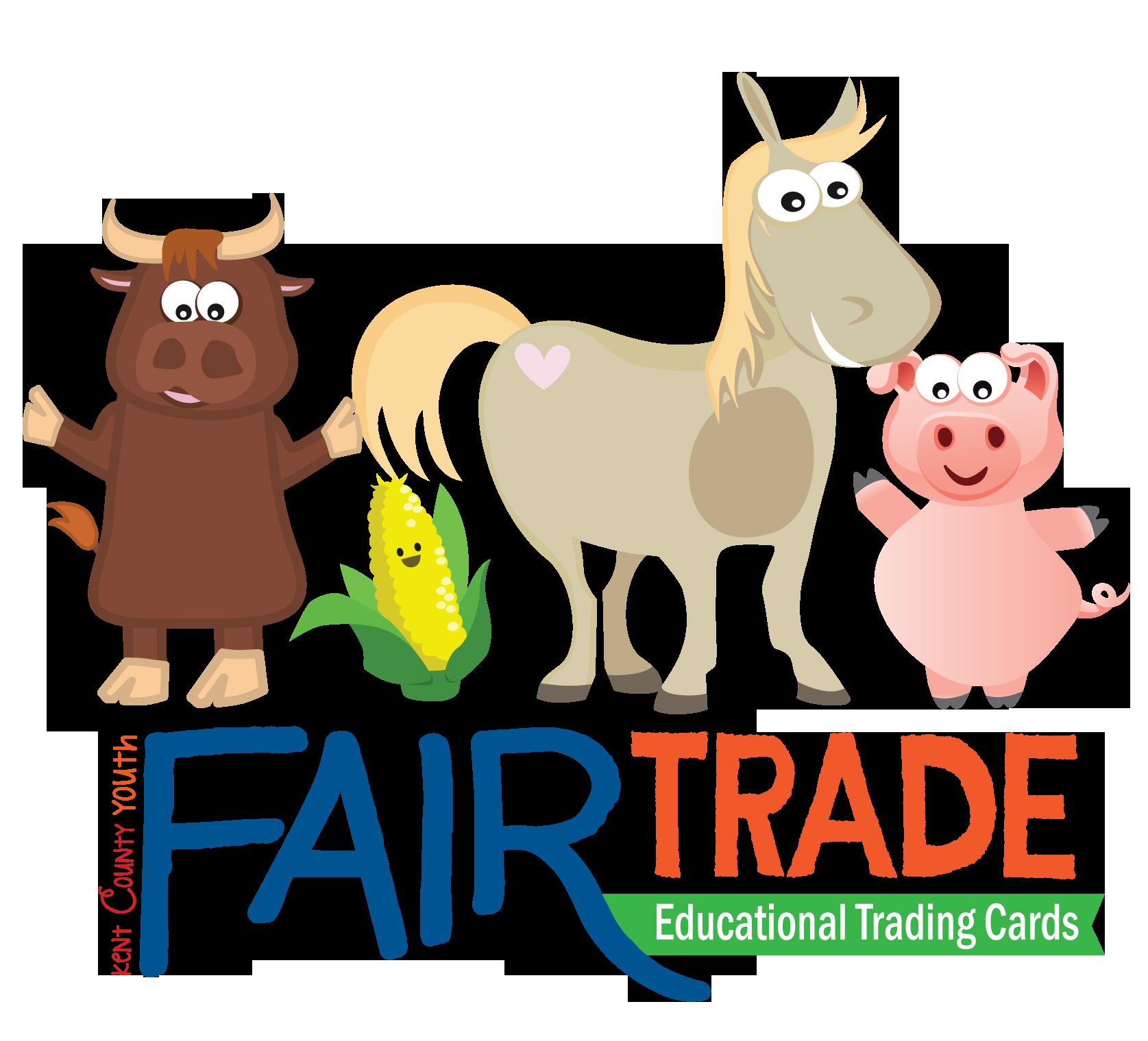Fair clipart trade fair. Kent county youth fairtrade
