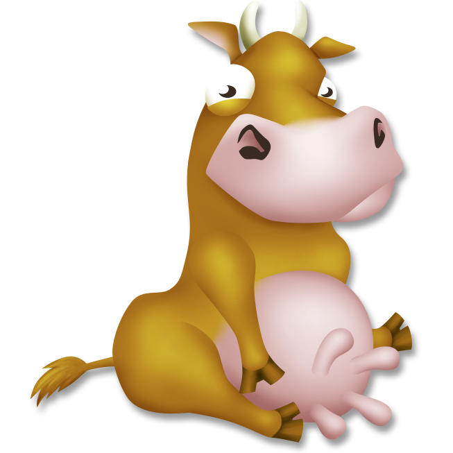 Cow clipart stable. Hay day wiki fandom
