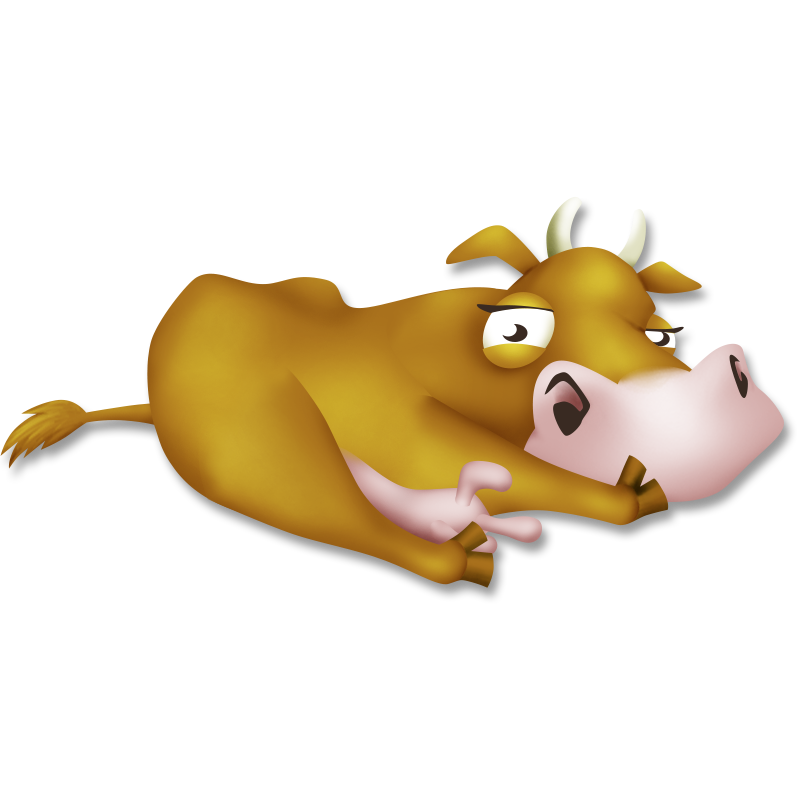 Hay day wiki fandom. Cow clipart stable
