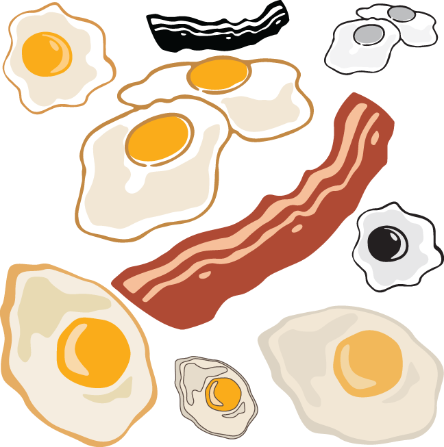Https www oldcuts co. Food clipart bacon