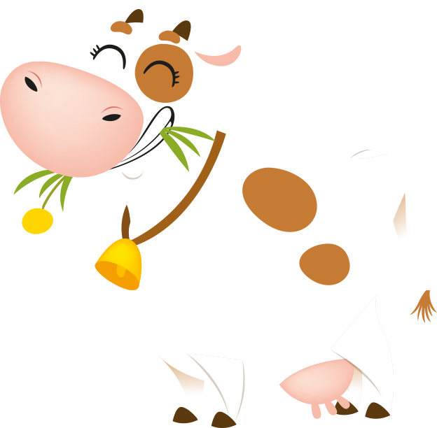Daisy the children s. Clipart cow product
