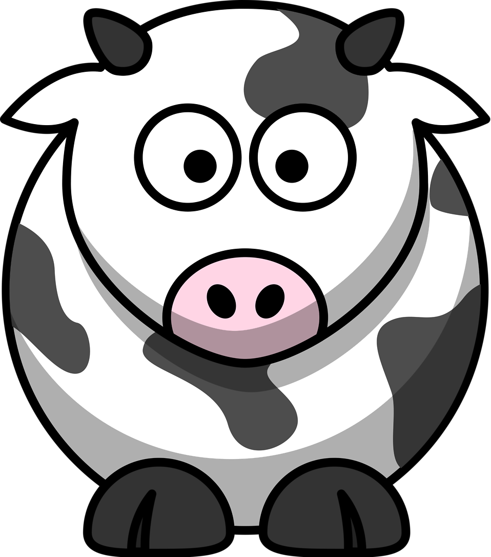 Cow clipart drinking. Veterinary virologist on emaze