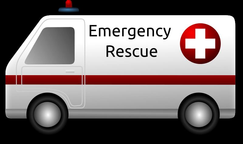 Ambulance clip art photos. Emergency clipart emergency phone