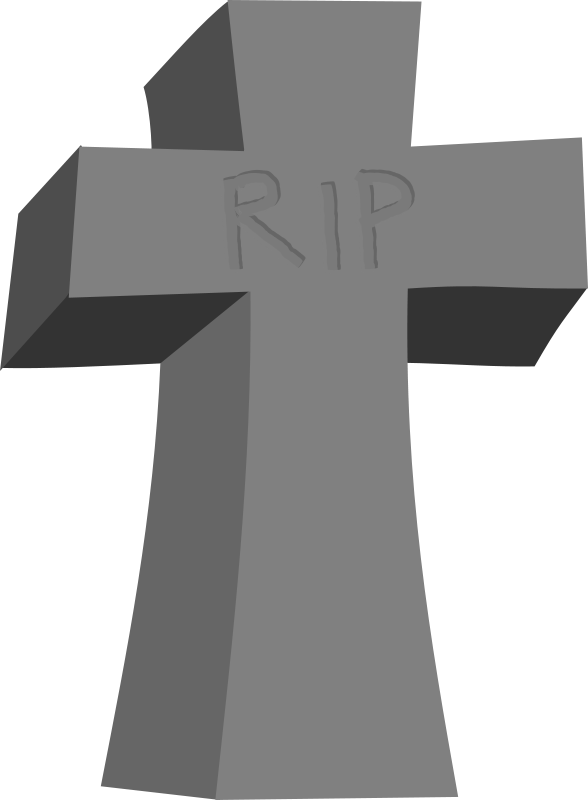 collection of grave. Clipart cross animated