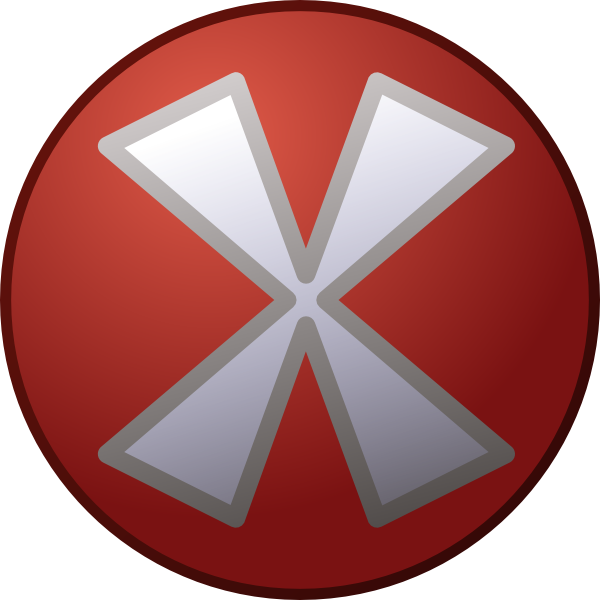 Clipart cross animated. Red clip art at