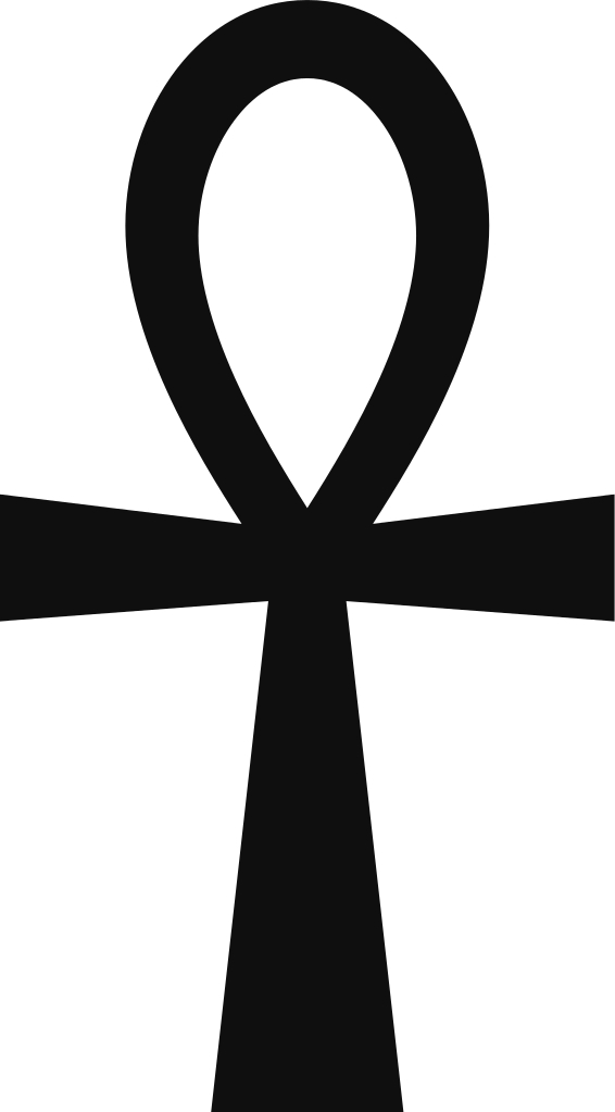 Clipart cross barbell. The ankh is an