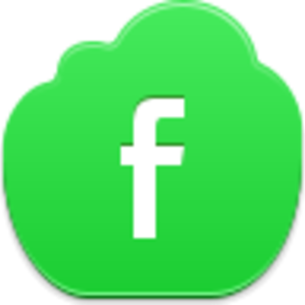 Small icon free images. Facebook clipart glyph