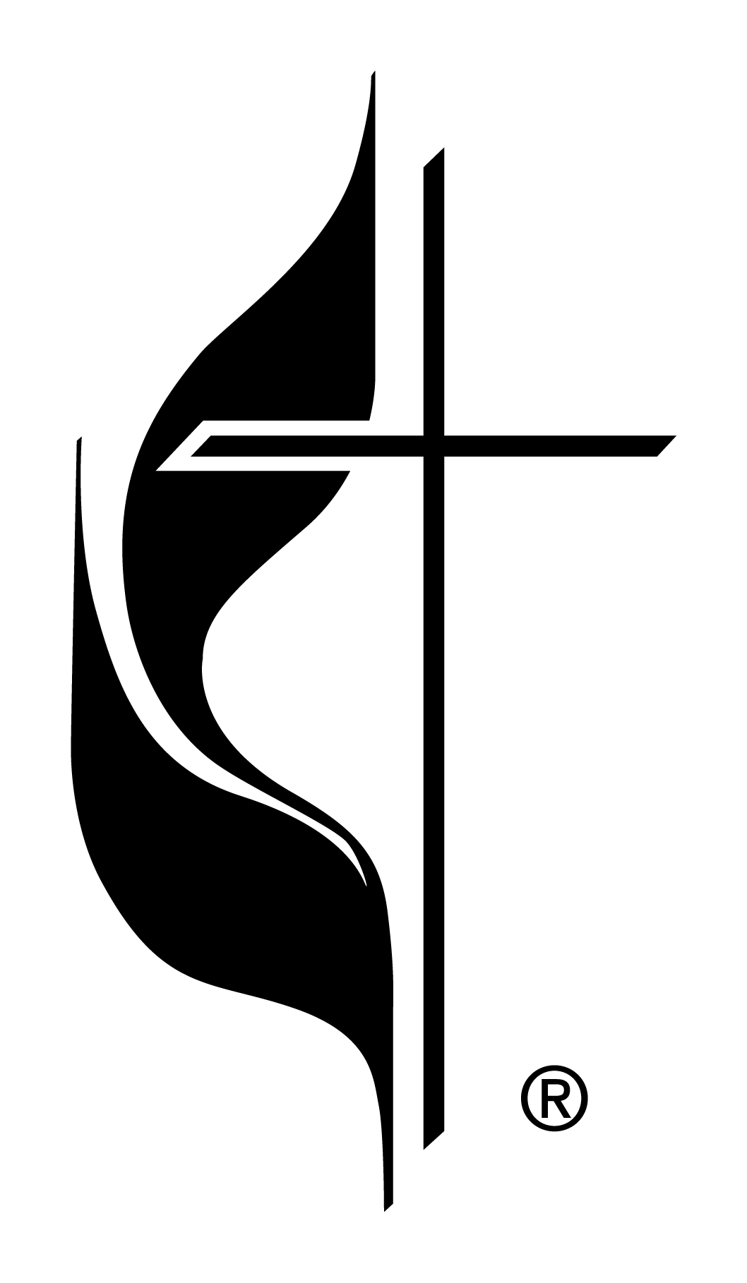 Outline clipart church. Cross logo lines wikiclipart