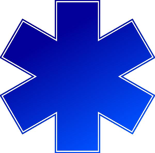 Clipart cross blue. Medical clip art at