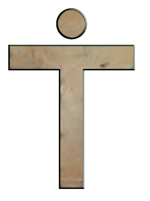 Ti mcwethy where love. Crucifix clipart brown