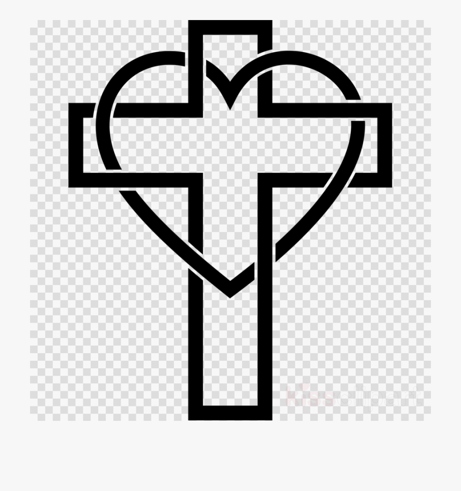 Clipart cross clip art. Bible black and white