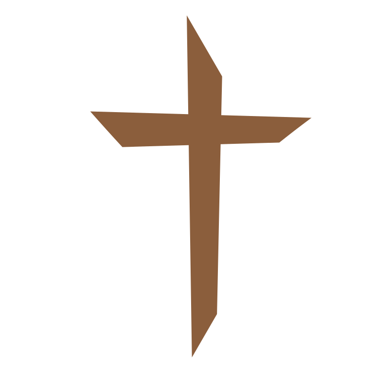 Graphics free group popular. Crucifix clipart ornate cross