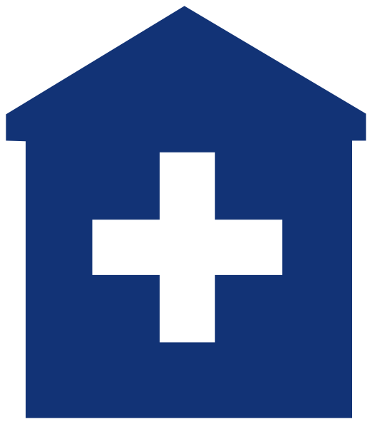 Doctors clipart blue. Primary care medical home