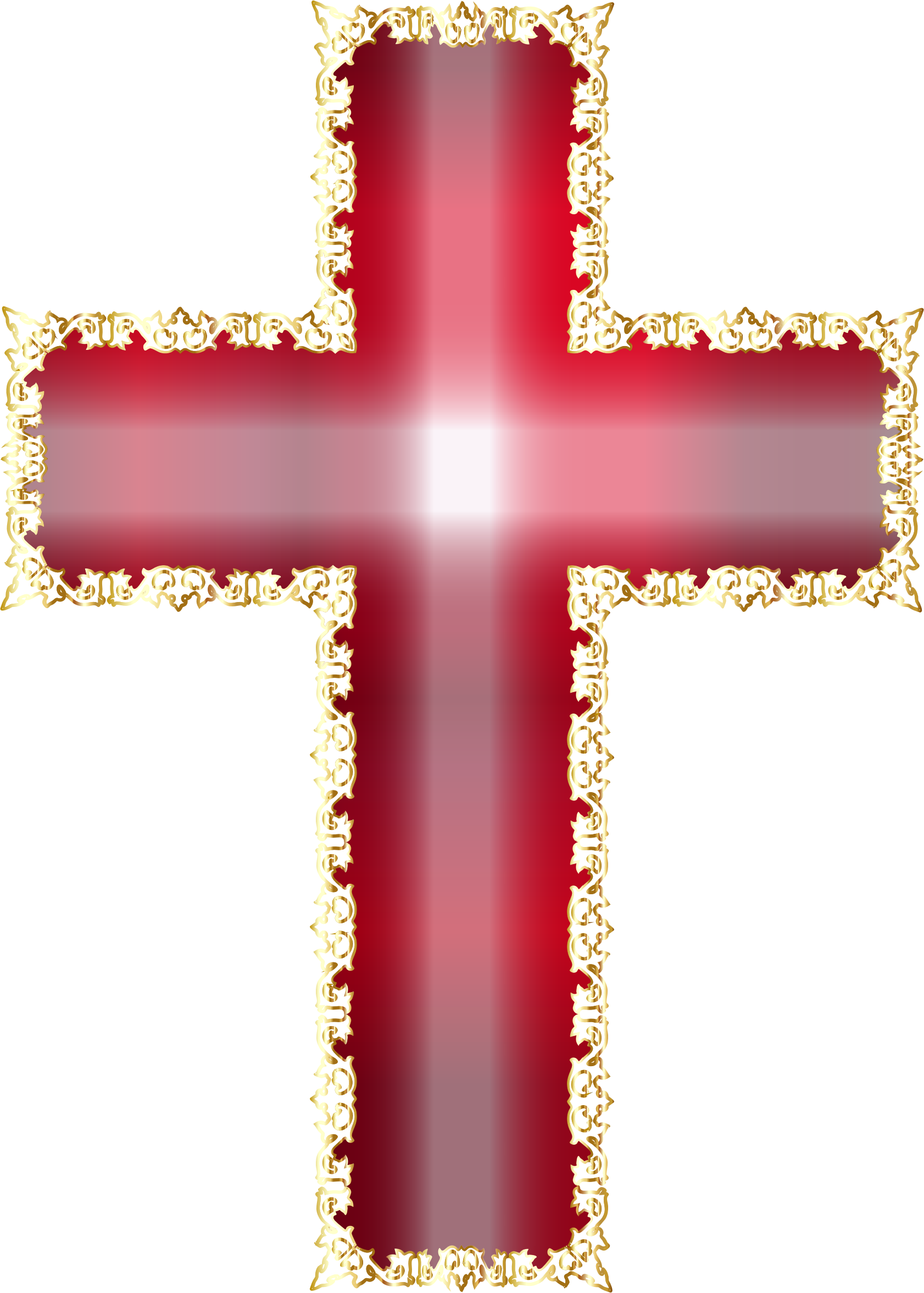Faith clipart cross. Silhouette at getdrawings com