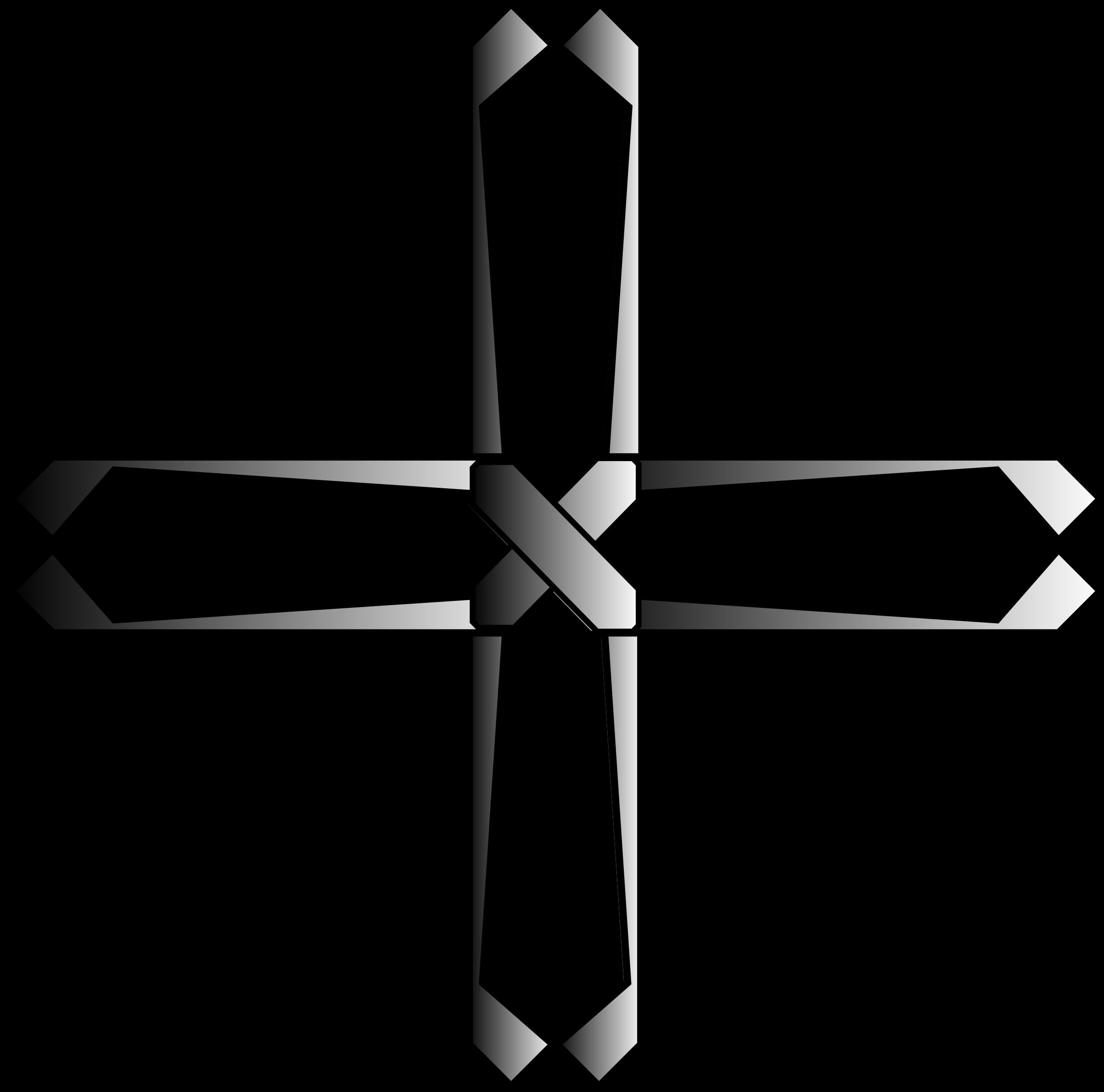 Cross clipart fancy. Holy steel greek big
