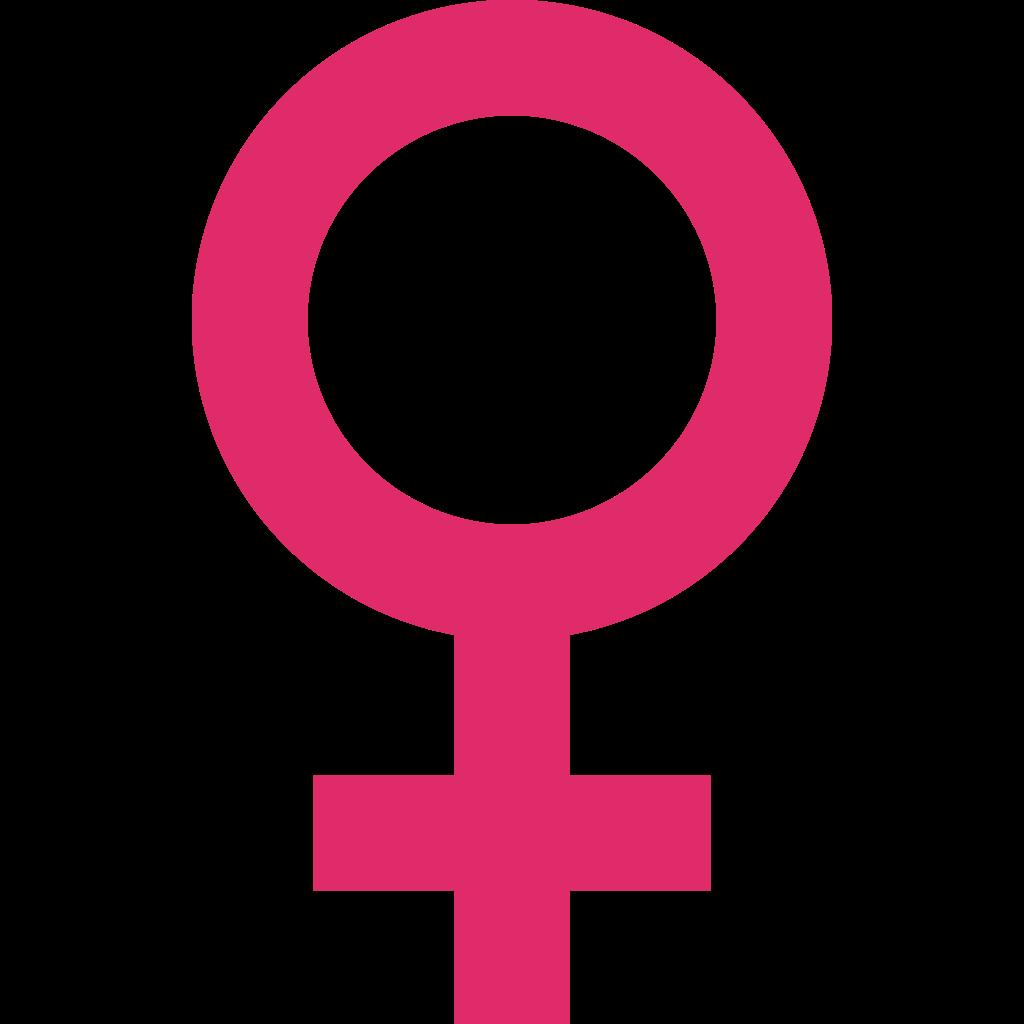 Psychology clipart pink. File venus symbol svg