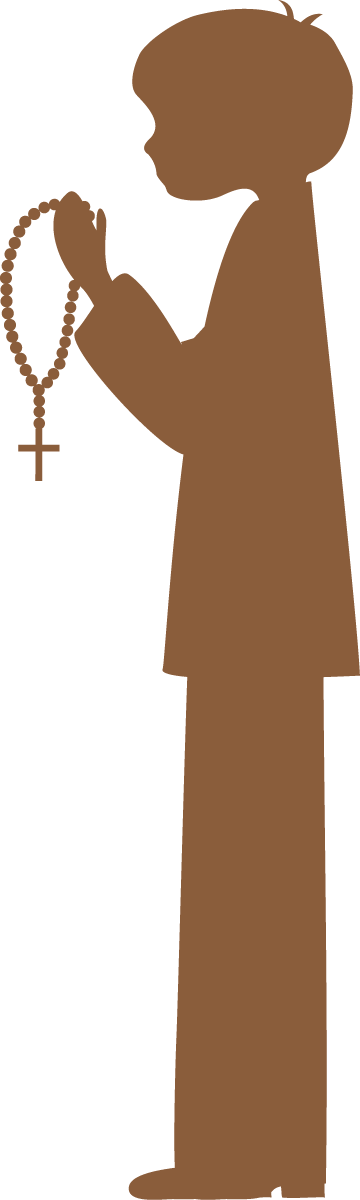 Clipart cross first communion. Silhouettes oh my posted