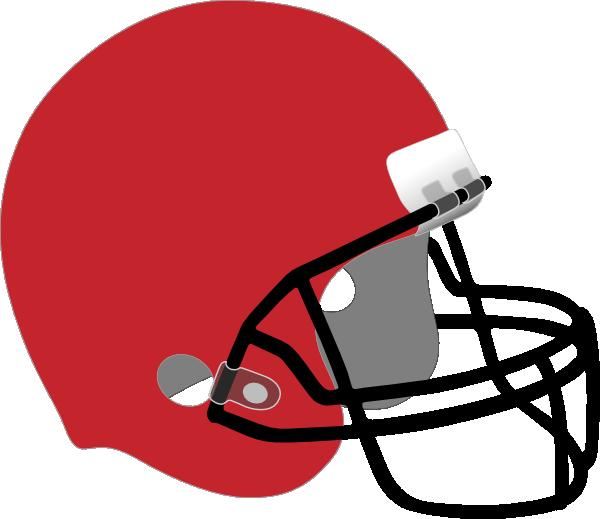 Helmet clip art at. Santa clipart football